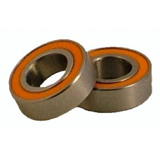 8x14x4 Rubber Shielded Bearing 